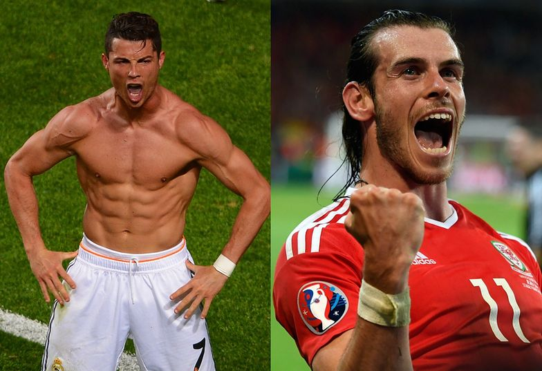 Cristiano Ronaldo czy Gareth Bale?