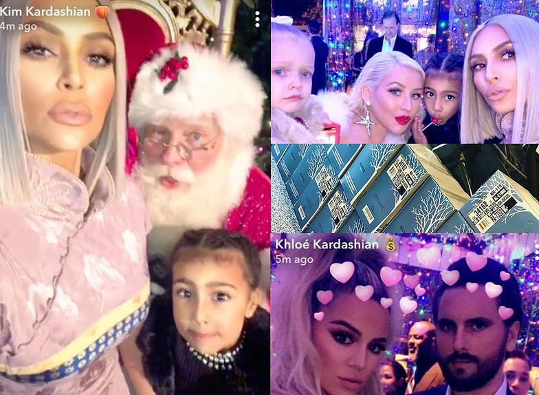 Tak wyglądają święta Kardashianek
