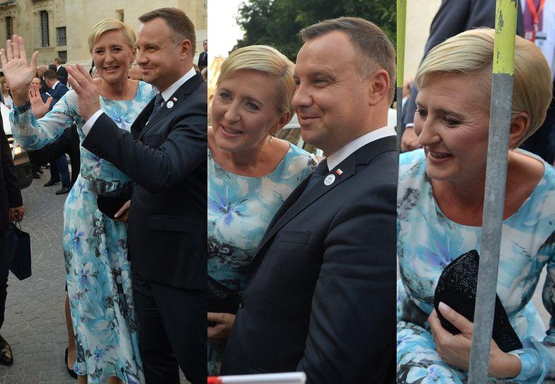 Andrzej Duda i Agata Kornhauser-Duda z wizytą na Malcie