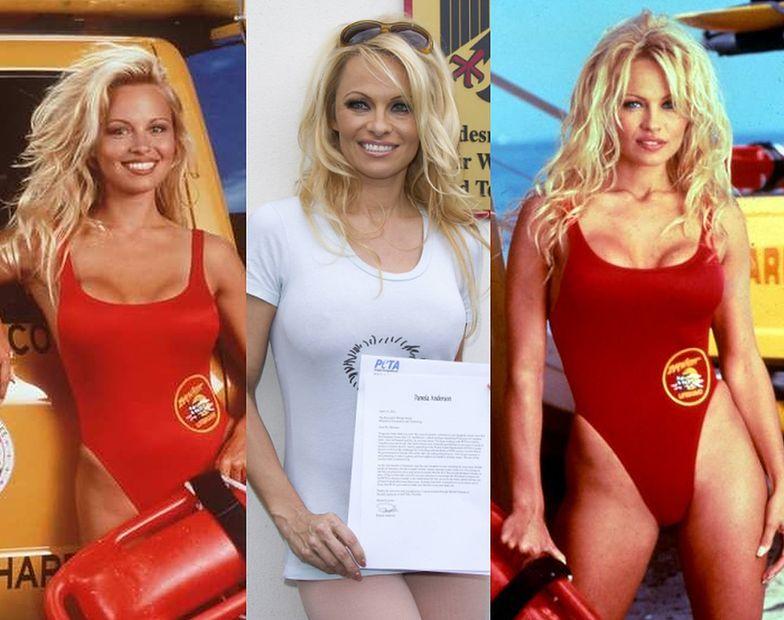 "Pamela Anderson (Casey Jean ""C.J."" Parker)"