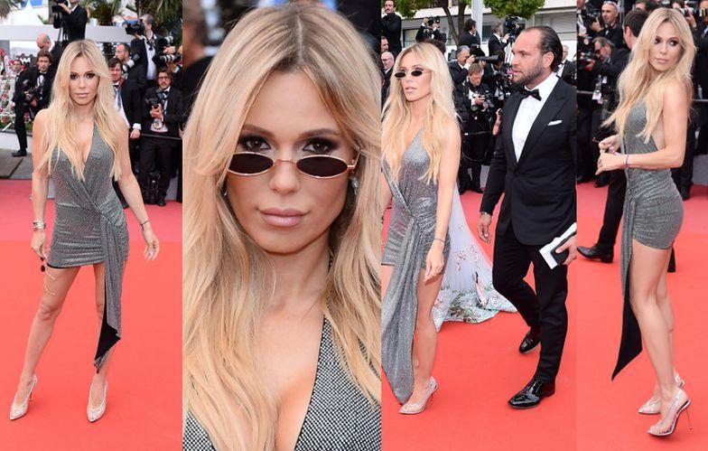 Dyskotekowa Doda błyszczy w Cannes