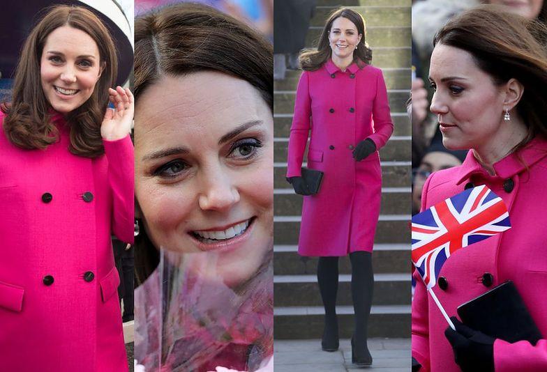Księżna Kate zwiedza Coventry
