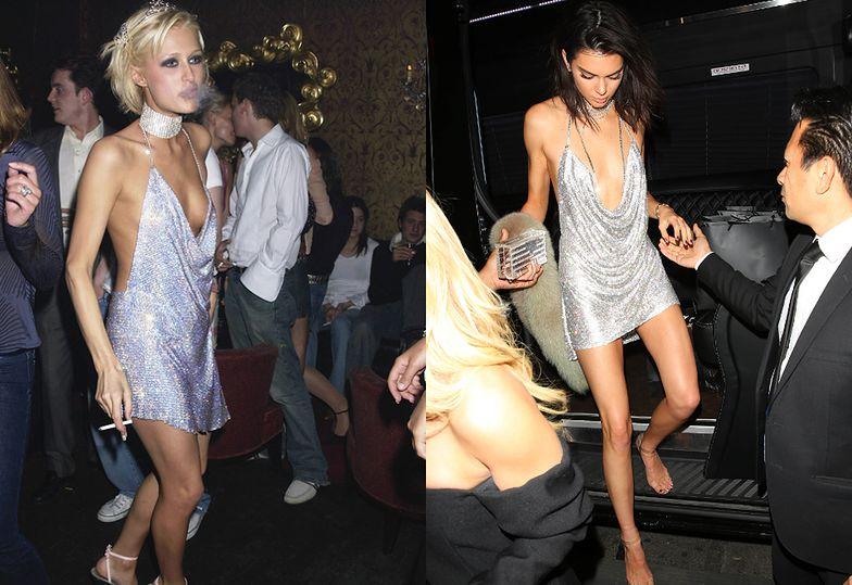 Paris Hilton vs. Kendall Jenner