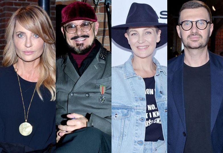 Celebryci na KTW Fashion Week 2019