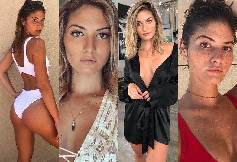 22-letnia dziewczyna Bena Afflecka próbuje zrobić karierę w modelingu
