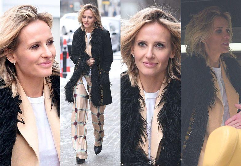 Nowa i zamyślona twarz Patrycji Markowskiej wychodzi z TVN-u
