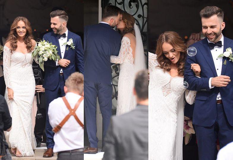 Sylwia Nowak wzięła ślub