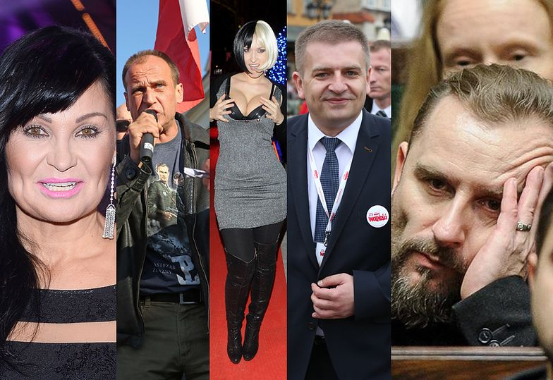 """Polityczne """"kariery"""" celebrytów"""
