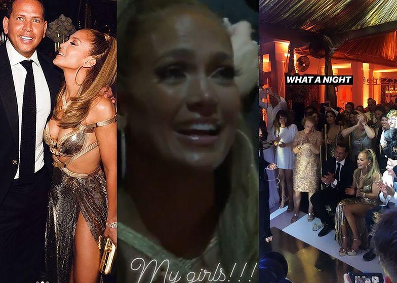 Gorąca 50-tka Jennifer Lopez
