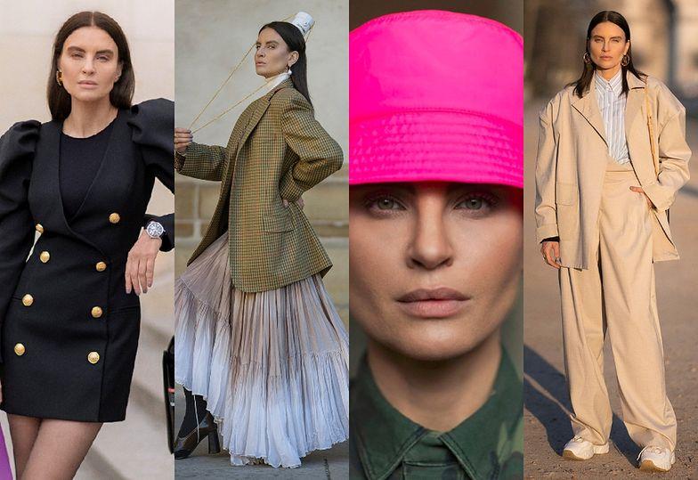 Joanna Horodyńska na Paris Fashion Week