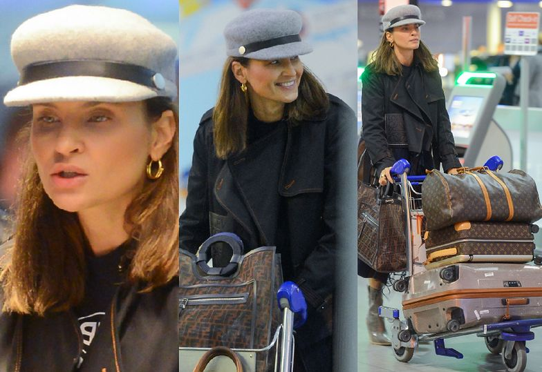 Joanna Horodyńska leci do Paryża
