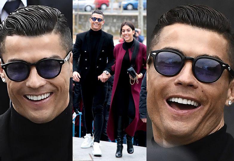 Ronaldo skazany za oszustwa podatkowe