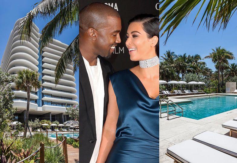 Tak wygląda nowy apartament Kim Kardashian i Kanye Westa