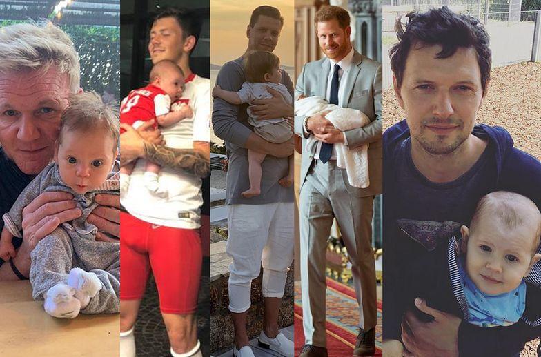 Oni niedawno zostali ojcami!