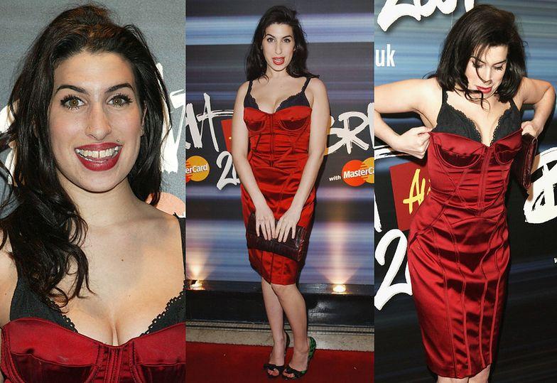 Amy Winehouse w 2004 roku