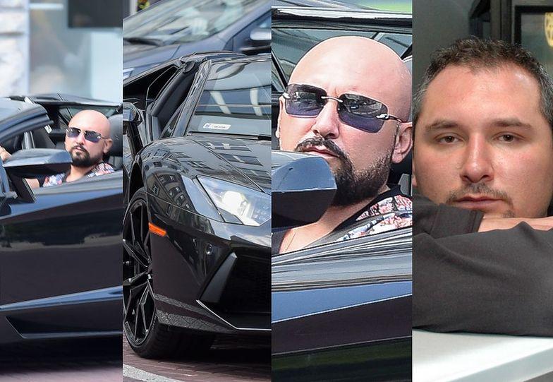Patryk Vega ma Lamborghini za 1,5 miliona