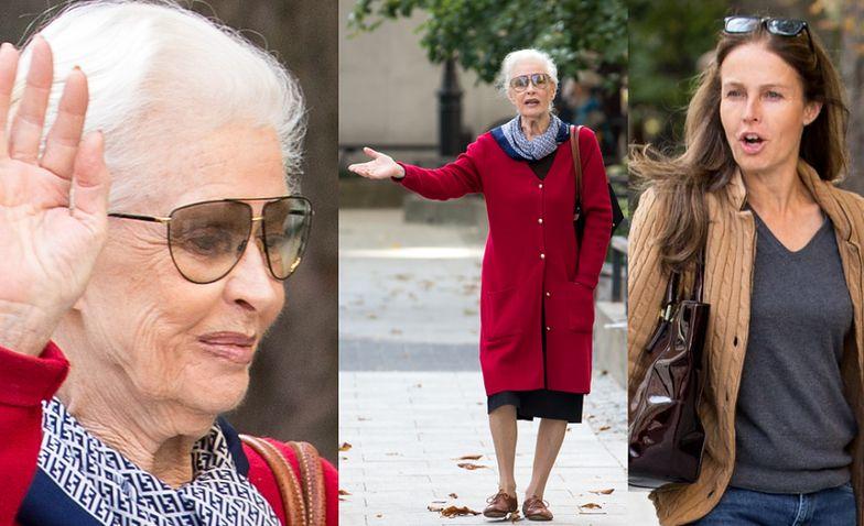 Radosna Tyszkiewicz cieszy się emeryturą