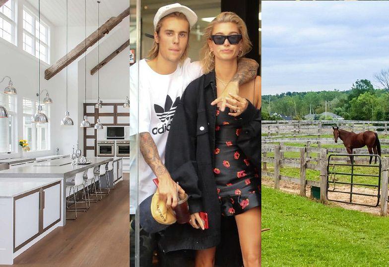 Tak wygląda nowy dom Justina Biebera i Hailey Baldwin