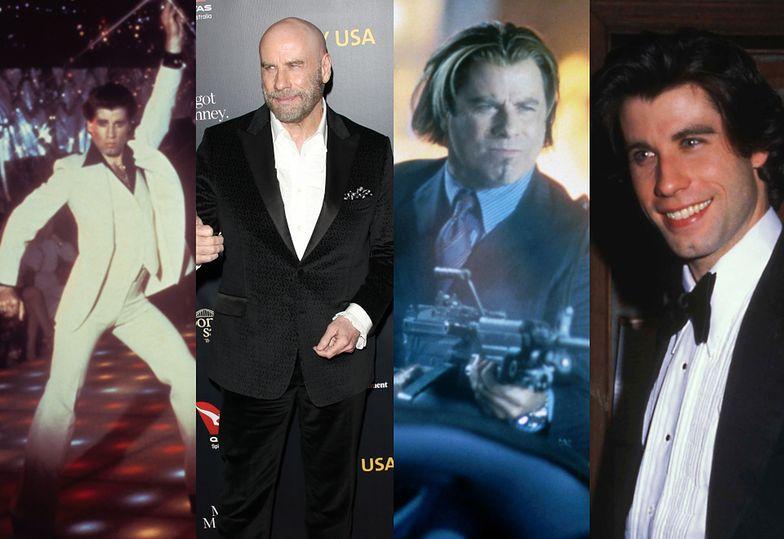 John Travolta kończy 65 lat