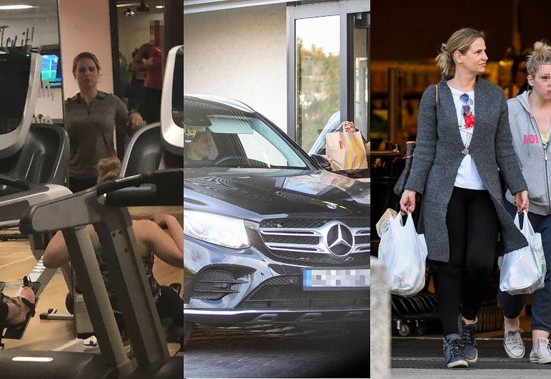 Dominika Tajner jest każdym z nas: po treningu na siłowni pojechała do... McDonald's