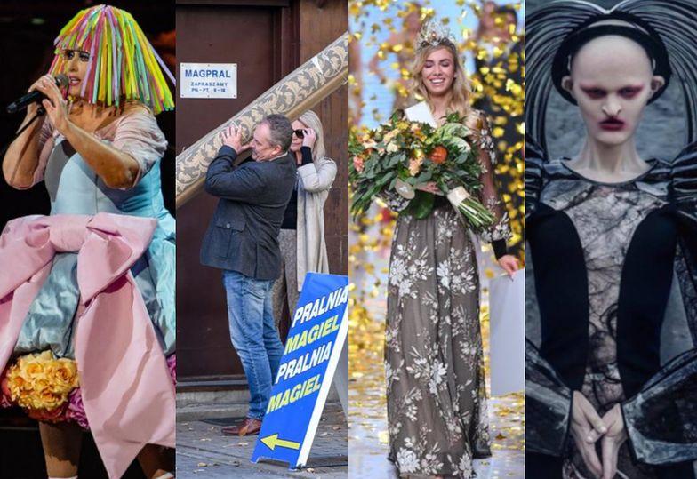 ZDJĘCIA TYGODNIA: zadowolenie Donalda Tuska, kłopotliwa stylizacja Maryli oraz nowa Miss Polonia