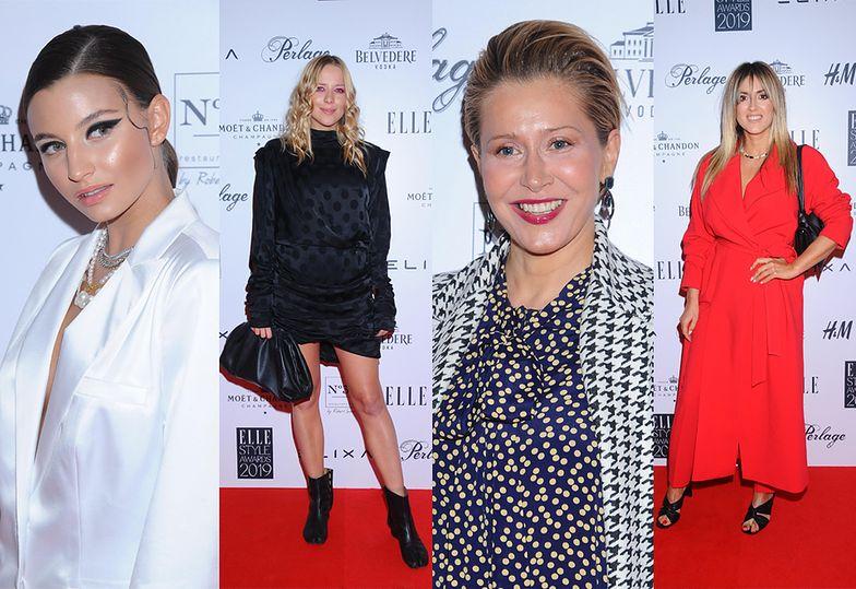 Celebryci na gali Elle Style Awards