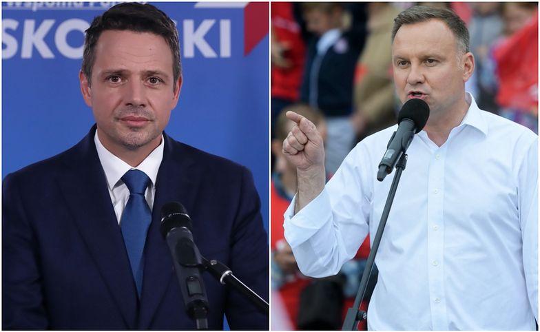 Wybory 2020. Sondaż wskazuje, że Polacy chcą debaty przed II turą.