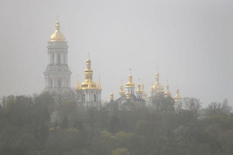 Anomalie pogodowe nawiedziły Kijów