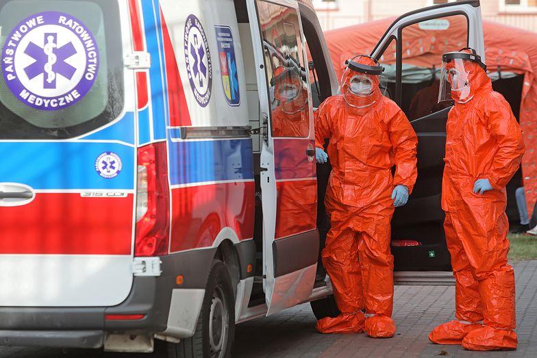 Szpital odmówił przyjęcia pacjenta, 56-latek zmarł. Podano przyczynę śmierci