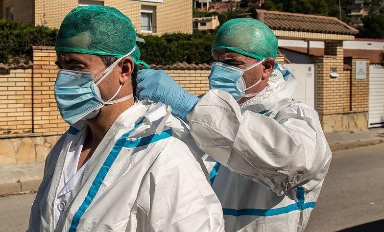 Eksperci ostrzegają przed drugą falą epidemii.