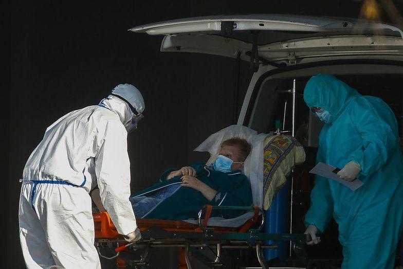 Smutne dane z Ministerstwa Zdrowia. Dziś ponad 11,5 tys. zakażonych