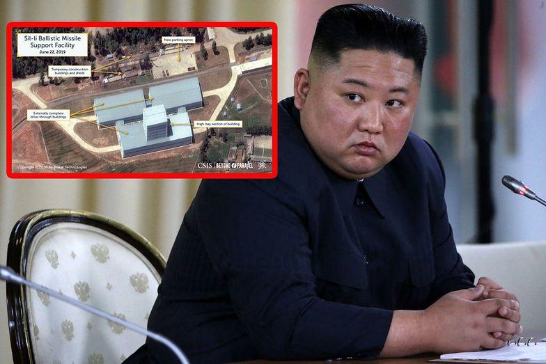 Kim Dzong Un nadal rozwija broń dalekiego zasięgu