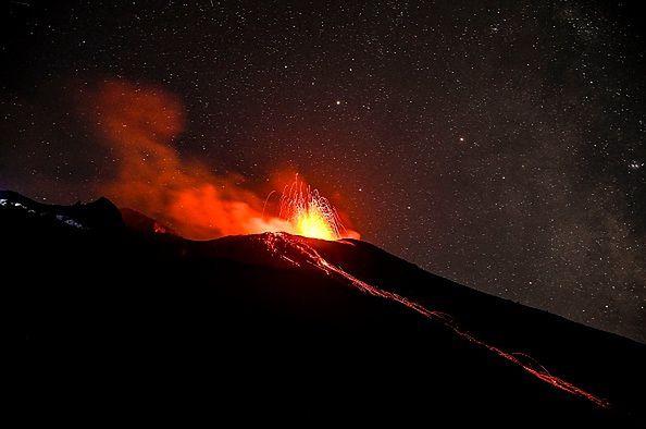 Niesamowite odkrycie geologów. Wulkan pod Europą może się przebudzić