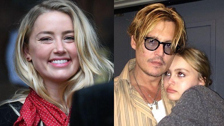"""Lily-Rose Depp NIE BĘDZIE ZEZNAWAĆ w sprawie ojca! """"Adwokaci musieli interweniować i ją POWSTRZYMAĆ"""""""