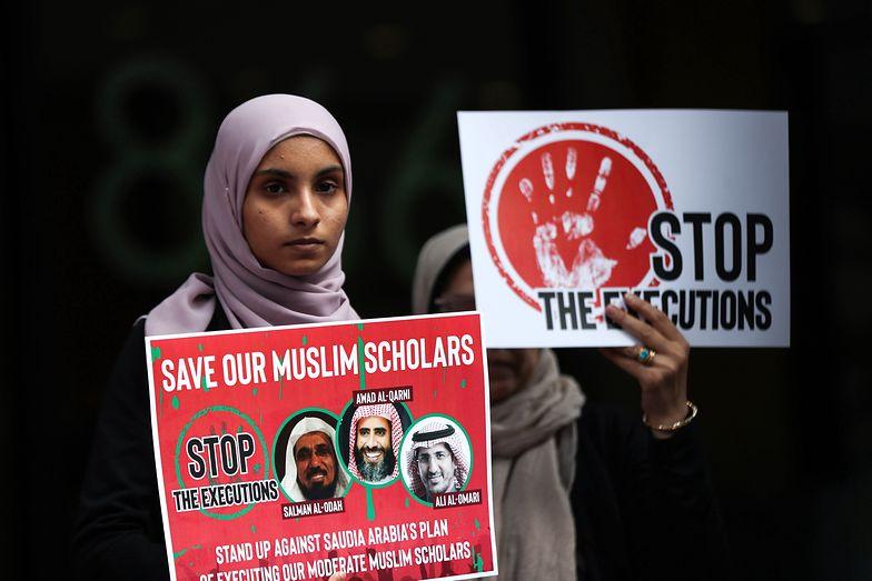 Arabia Saudyjska. Rekordowa liczba wykonanych kar śmierci