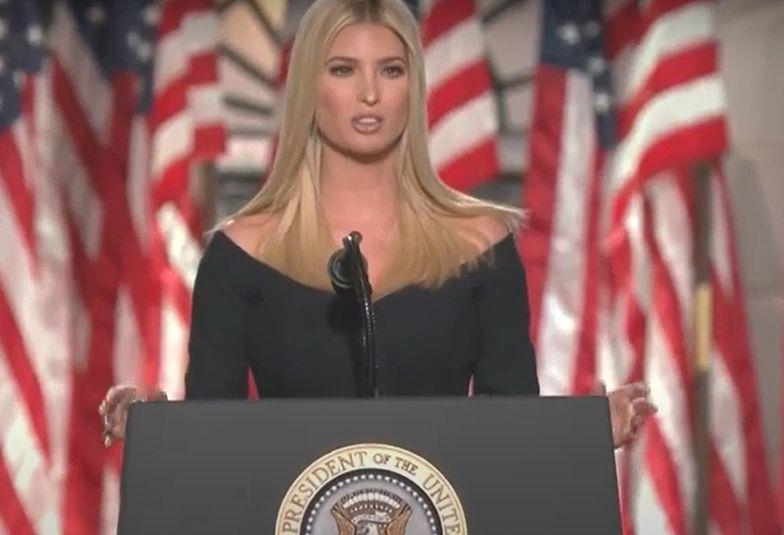 Ivanka Trump o aborcji. Po raz pierwszy mówi to publicznie