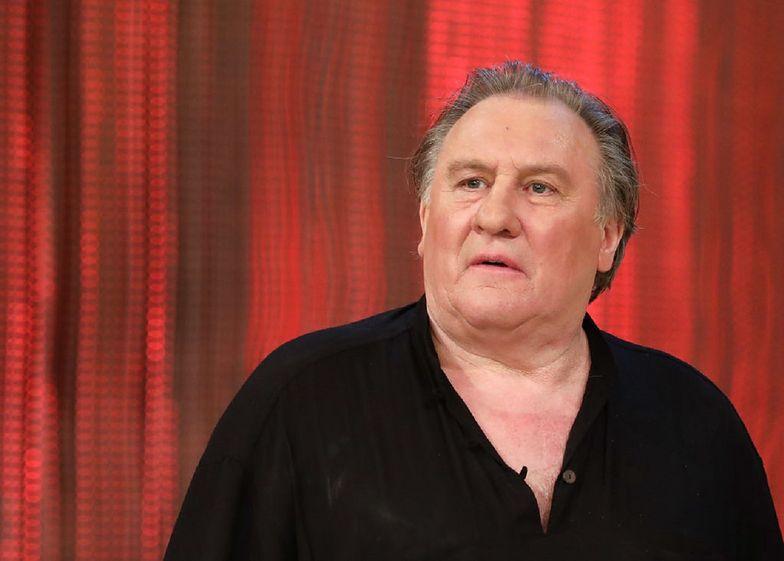 Gerard Depardieu zmienił wyznanie. Nową wiarę aktor przyjął w Paryżu