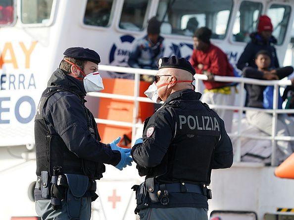 Zatonęła łódź z imigrantami. Co najmniej 20 osób nie żyje
