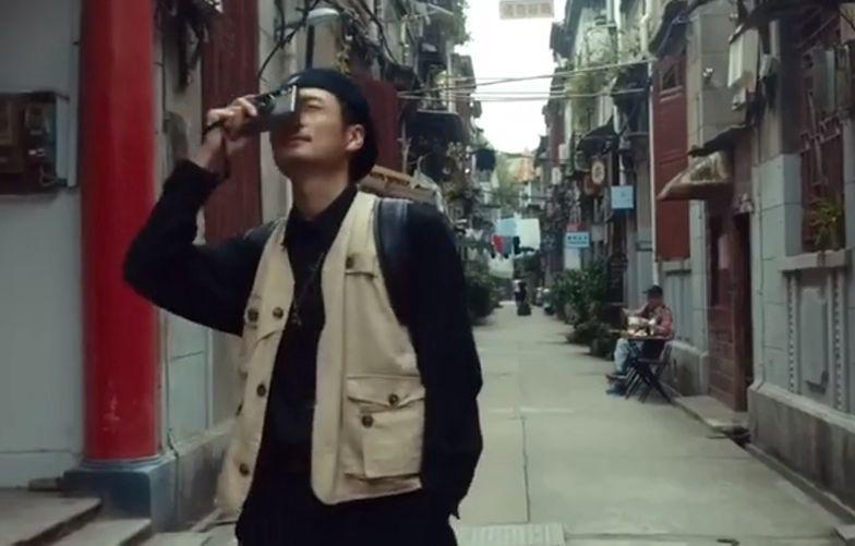 Nagranie z Wuhan. Miasto zaprasza turystów