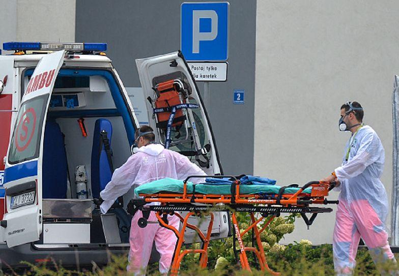 Koronawirus. Absolutny rekord zakażeń i zgonów. Raport Ministerstwa Zdrowia przeraża