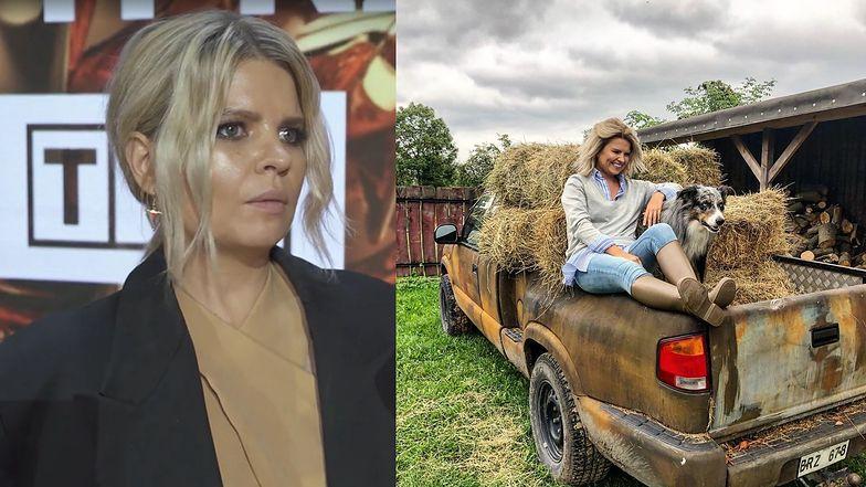 """Marta Manowska oznajmia: """"Rolnika z traktorem i wielkim polem traktuję jako osobę o wielkiej wiedzy"""""""
