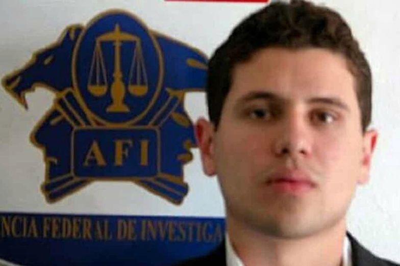 Jeden z synów El Chapo, Ivan Archivaldo Guzman