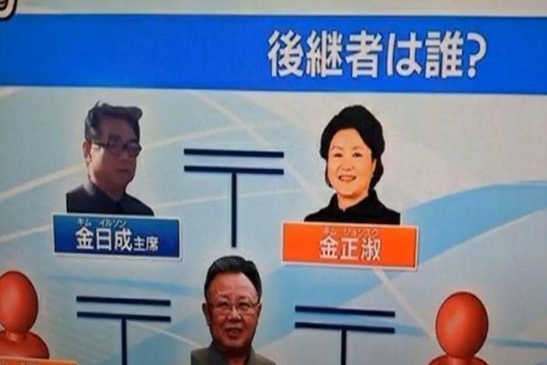 Japońscy dziennikarze pomylili Pierwszą Damę Korei Południowej z babką Kim Dzong Una