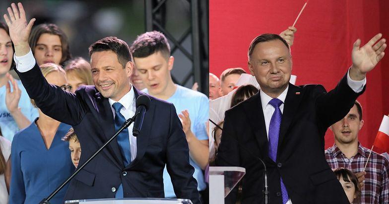 Wyniki wyborów 2020. Jak głosowali wyborcy z I tury?
