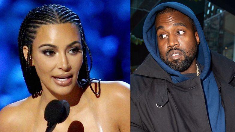 """Kim Kardashian wspomina traumatyczną opiekę nad chorującym na koronawirusa Kanye Westem: """"Musiałam ZMIENIAĆ MU POŚCIEL!"""""""