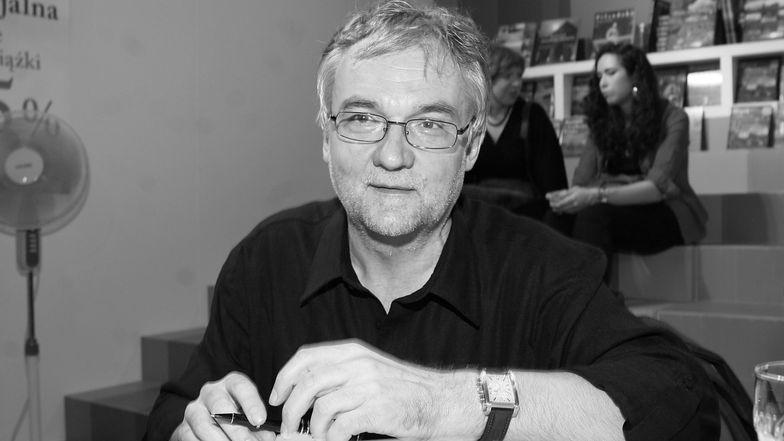 Jerzy Pilch miał 67 lat