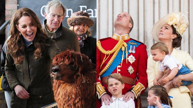 """Książę William wspomina tygodniowy wypad na farmę: """"Louis uwielbia traktory"""""""