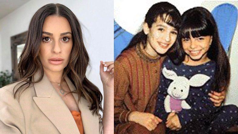 """Kolejne aktorki wspominają współpracę z Leą Michele: """"Upokarzała całą załogę i groziła zwolnieniem ludzi. Miała 12 LAT"""""""
