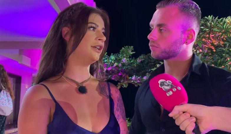 """Marietta z """"Hotelu Paradise"""" rozczula się nad Chrisem: """"Już w programie powiedziałam, że go kocham"""""""
