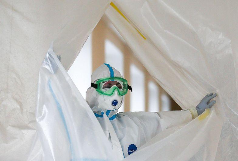 WHO: Największy dobowy przyrost zakażeń od początku pandemii